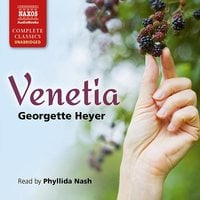 Venetia - Georgette Heyer