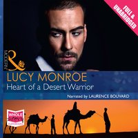 Heart of a Desert Warrior - Lucy Monroe