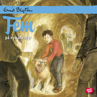 Fem på nya äventyr - Enid Blyton