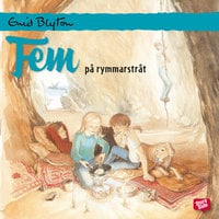 Fem på rymmarstråt - Enid Blyton