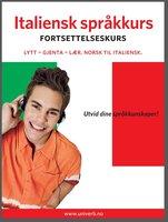 Italiensk språkkurs Fortsettelseskurs - Univerb