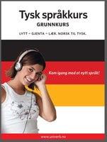Tysk språkkurs Grunnkurs - Univerb