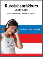 Russisk språkkurs Grunnkurs - Univerb