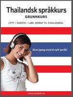 Thailandsk språkkurs Grunnkurs - Univerb