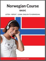 Norwegian course basic (from English) - Univerb