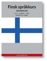 Finsk språkkurs - Univerb