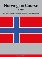 Norwegian Course (from English) - Univerb