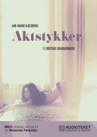 Aktstykker - 11 erotiske gradueringer - Ane-Marie Kjeldberg