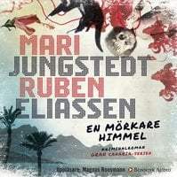 En mörkare himmel : Gran Canaria - Mari Jungstedt,Ruben Eliassen