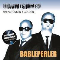 Kommisjonen - Bableperler - Johan Golden,Atle Antonsen