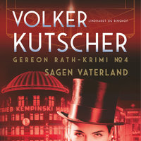 Sagen Vaterland - Volker Kutscher