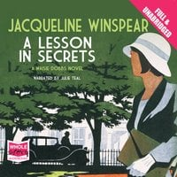A Lesson in Secrets - Jacqueline Winspear