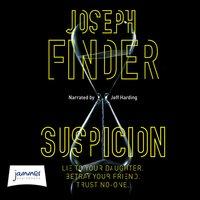 Suspicion - Joseph Finder