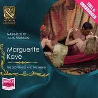 The Governess and the Sheikh - Marguerite Kaye