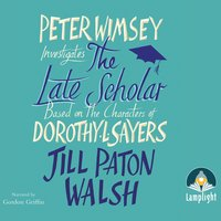 The Late Scholar - Jill Paton Walsh
