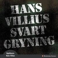 Svart gryning - Hans Villius