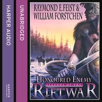 Honoured Enemy - Raymond E. Feist, William Forstchen