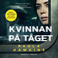 Kvinnan på tåget - Paula Hawkins