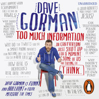 Too Much Information - Dave Gorman