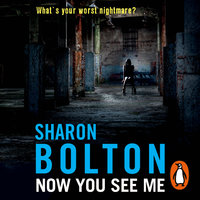 Now You See Me - Sharon Bolton
