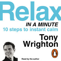 Relax in a Minute - Tony Wrighton