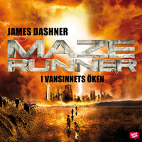 Maze runner - I vansinnets öken - James Dashner