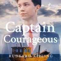 Captain Courageous - Rudyard Kipling