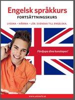Engelsk språkkurs fortsättningskurs - Univerb, Ann-Charlotte Wennerholm