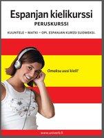 Espanjan kielikurssi peruskurssi - Univerb,Ann-Charlotte Wennerholm
