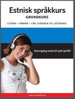 Estnisk språkkurs grundkurs - Univerb, Ann-Charlotte Wennerholm
