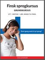 Finsk sprogkursus Grundkursus - Univerb,Ann-Charlotte Wennerholm