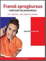 Fransk sprogkursus Fortsættelseskursus - Univerb, Ann-Charlotte Wennerholm