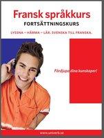 Fransk språkkurs fortsättningskurs - Univerb, Ann-Charlotte Wennerholm