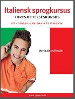 Italiensk sprogkursus Fortsættelseskursus - Univerb, Ann-Charlotte Wennerholm