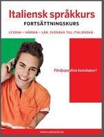 Italiensk språkkurs fortsättningskurs - Univerb, Ann-Charlotte Wennerholm