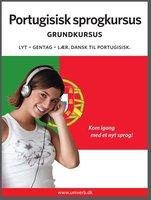 Portugisisk sprogkursus Grundkursus - Univerb,Ann-Charlotte Wennerholm