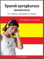 Spansk sprogkursus Grundkursus - Univerb, Ann-Charlotte Wennerholm
