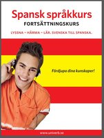 Spansk språkkurs fortsättningskurs - Univerb, Ann-Charlotte Wennerholm