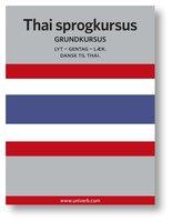 Thai sprogkursus - Univerb,Ann-Charlotte Wennerholm