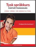 Tysk språkkurs fortsättningskurs - Univerb, Ann-Charlotte Wennerholm