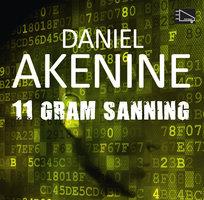 11 gram sanning - Daniel Akenine