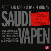 Saudivapen - Daniel Öhman,Bo Göran Bodin