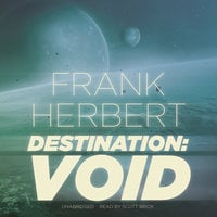 Destination: Void - Frank Herbert