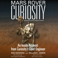 Mars Rover Curiosity - William L. Simon, Rob Manning