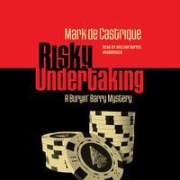 Risky Undertaking - Mark de Castrique