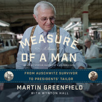 Measure of a Man - Martin Greenfield
