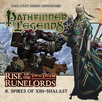 Spires of Xin-Shalast - Big Finish Productions