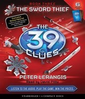 The 39 Clues - The Sword Thief - Peter Lerangis