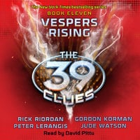 The 39 Clues - Vespers Rising - Rick Riordan, Gordon Korman, Peter Lerangis, Jude Watson