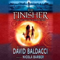 The Finisher - David Baldacci